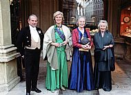 Brian, Marguerite, Sara, Fiona