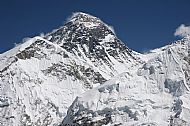 Mount Everest Base Camp in Nepal
