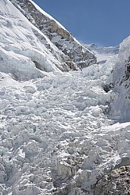 Icefall at Base Camp