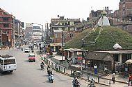 Ashok Stupa in Patan