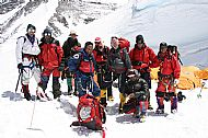 Group at the North Col