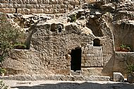 Jerusalem, the Garden Tomb
