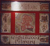 Knightswood Primary School Mosaic