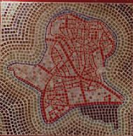 Knightswood Primary Catchment Mosaic Map