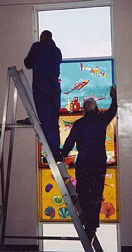 Linnvale Primary Panel Installation