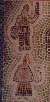 Knightswood Primary Mosaic 1