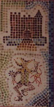 Knightswood Primary Mosaic 2