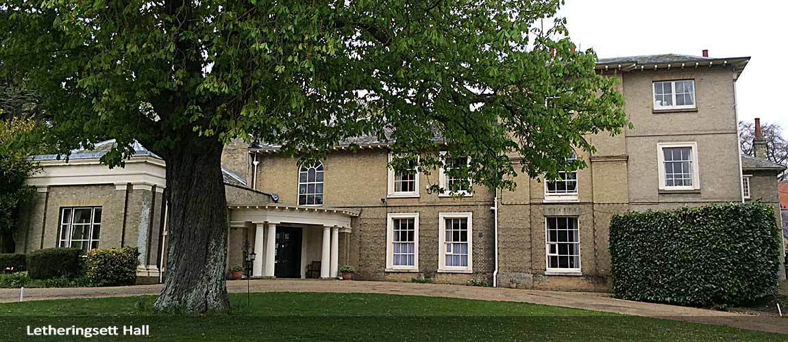 letheringsett hall residential care home at holt
