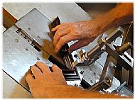 Precision Frame cutting Service