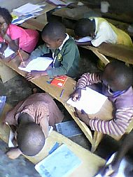 Promote education for all orphans and vulnerable children