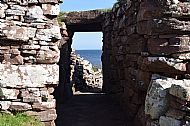 Carn Liath Broch, Golspie