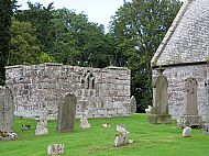 Lancet Window - Old Rosskeen Free Church / Burial Ground, Rosskeen, Invergordon