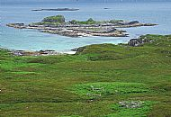Ruins and Lazy Beds Above the Sound of Arisaig