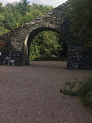 "Ballachulish Inclined Plane (""The Slate Arch"")"
