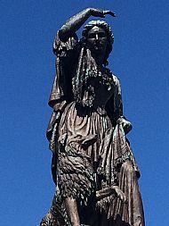Flora MacDonald Statue, Inverness