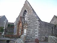 Old St Peter's Church/Kirk