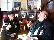 Ian Bilboe and Billy McNeil.