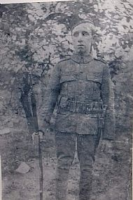 Sgt John Shearer DCM.