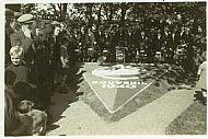 Polish Armoured Division memorial.