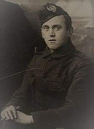 Pte George Wylie.