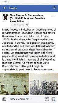 John Reeves.