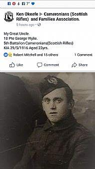 George Wylie.