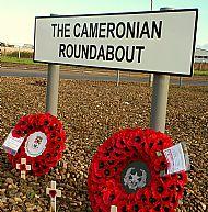Cameronian Roundabout.