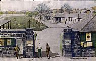 Hamilton Barracks.