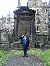 Greyfriars Edinburgh, covenanters Prison.