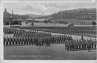 Maryhill Barracks 1914.