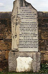 William Laird DCM, Larkhall.