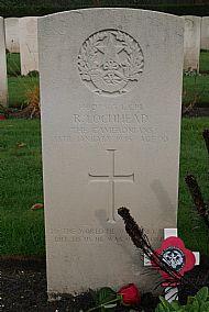 Richard Lochhead, Sittard, Holland.