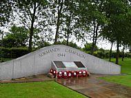 D Day Memorial.
