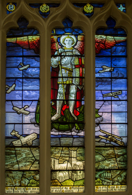 raf commemorative window