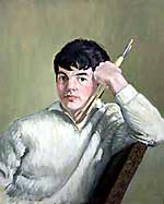 Self-portrait age 23