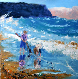 The Beachcombers  (sold)