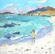 prince charlie`s beach, Eriskay