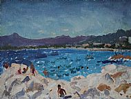 Bathers Cannes