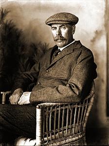 james braid, champion golfer and golf course designer