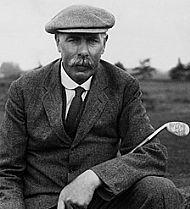 james braid - open champion golfer
