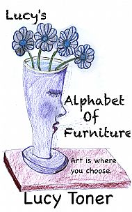 Lucy's Alphabet of Furniture