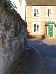 Churchyard wall 2