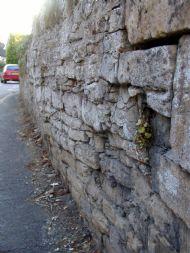 Churchyard wall 4
