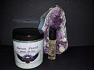 Raven Faery Bath Set