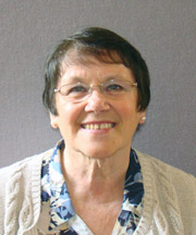 Councillor Eunice Huntington