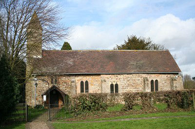 photo of stanton church