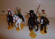 Cowboys on Horseback