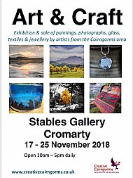 Stables Gallery, Cromarty