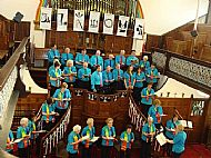 Concert at Crook Methodist Church