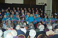 Joint Concert with Sans Pareil Singers